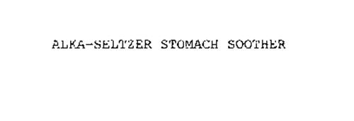 ALKA-SELTZER STOMACH SOOTHER