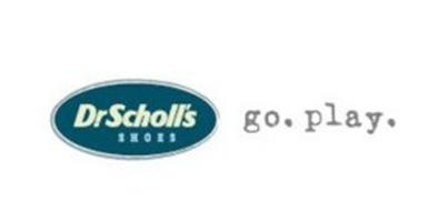 DR. SCHOLL'S SHOES GO. PLAY.