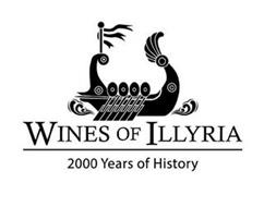 WINES OF ILLYRIA 2000 YEARS OF HISTORY