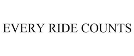 EVERY RIDE COUNTS