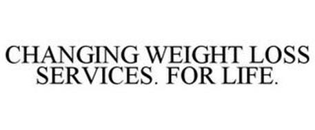 CHANGING WEIGHT LOSS SERVICES. FOR LIFE.