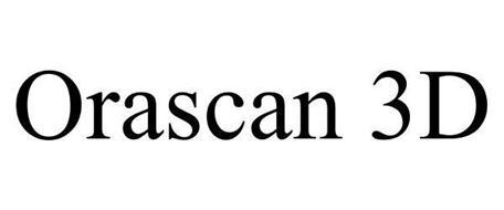 ORASCAN 3D