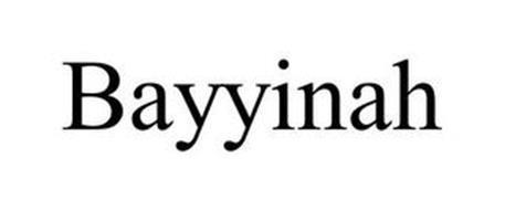 BAYYINAH