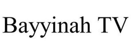 BAYYINAH TV