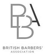 BBA BRITISH BARBERS' ASSOCIATION