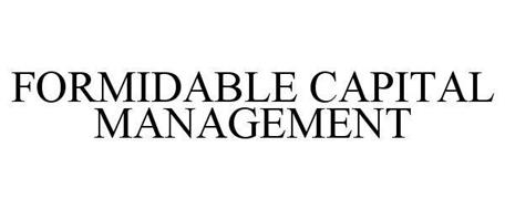 FORMIDABLE CAPITAL MANAGEMENT