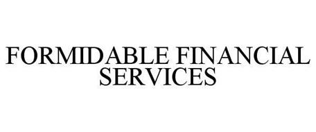 FORMIDABLE FINANCIAL SERVICES