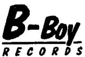 B-BOY RECORDS