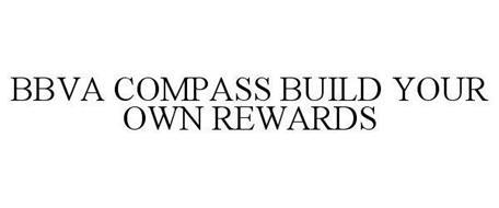 BBVA COMPASS BUILD YOUR OWN REWARDS