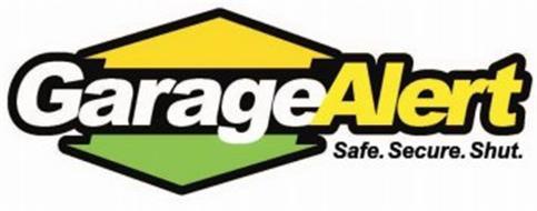 GARAGEALERT SAFE. SECURE. SHUT