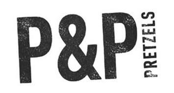 P & P PRETZELS
