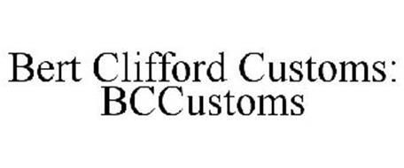 BERT CLIFFORD CUSTOMS: BCCUSTOMS