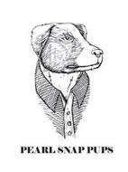 PEARL SNAP PUPS