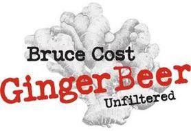 BRUCE COST GINGER BEER UNFILTERED