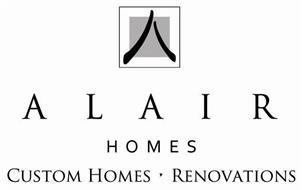 A ALAIR HOMES CUSTOM HOMES RENOVATIONS