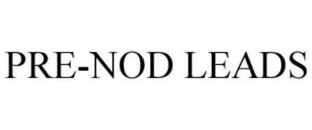 PRE-NOD LEADS