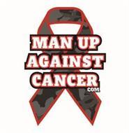 MAN UP AGAINST CANCER . COM