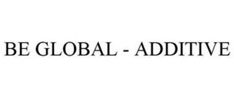 BE GLOBAL - ADDITIVE