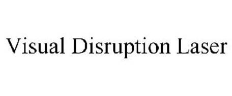 VISUAL DISRUPTION LASER