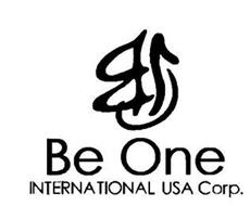 BE ONE INTERNATIONAL USA CORP. B 1