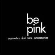 BE PINK COSMETICS SKIN CARE ACCESSORIES