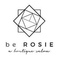 BE ROSIE A BOUTIQUE SALON