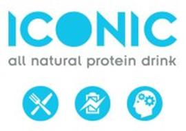ICONIC ALL NATURAL PROTEIN DRINK