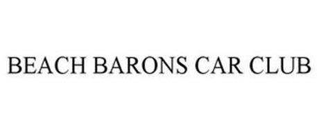 BEACH BARONS CAR CLUB