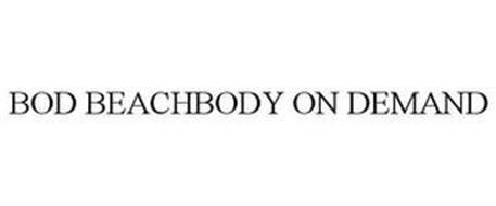 BOD BEACHBODY ON DEMAND