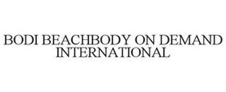 BODI BEACHBODY ON DEMAND INTERNATIONAL
