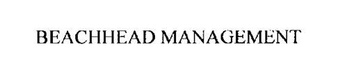 BEACHHEAD MANAGEMENT