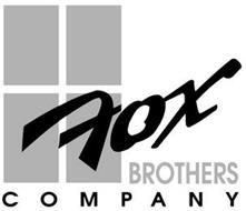 FOX BROTHERS COMPANY