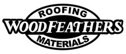 ROOFING WOODFEATHERS MATERIALS