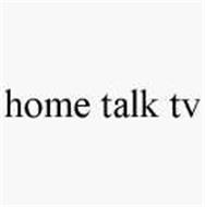 HOME TALK TV