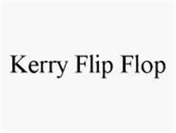 KERRY FLIP FLOP