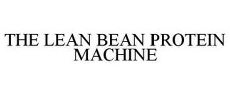 THE LEAN BEAN PROTEIN MACHINE