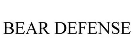 BEAR DEFENSE