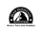BEARMOUNTAINOUTFITTERS MANLY TOYS ANDHOBBIES