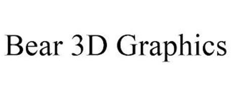 BEAR 3D GRAPHICS