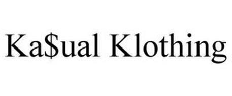 KA$UAL KLOTHING