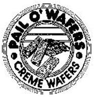 PAIL O'WAFERS CREME WAFERS