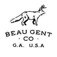 BEAU GENT CO U.S.A G.A.