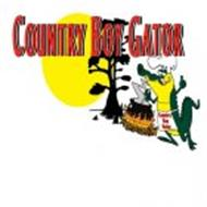 COUNTRY BOY GATOR