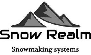 SNOW REALM SNOWMAKING SYSTEMS