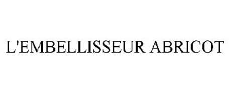 l 39 embellisseur abricot trademark of beaute createurs serial number 77514318 trademarkia. Black Bedroom Furniture Sets. Home Design Ideas