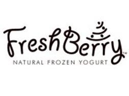 FRESHBERRY NATURAL FROZEN YOGURT