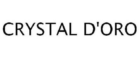 CRYSTAL D'ORO