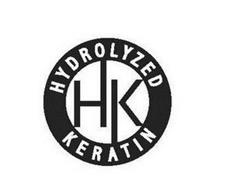 HK HYDROLYZED KERATIN