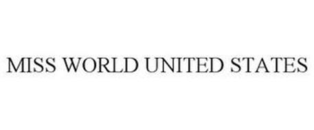 MISS WORLD UNITED STATES