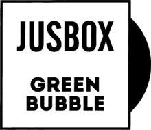 JUSBOX GREEN BUBBLE